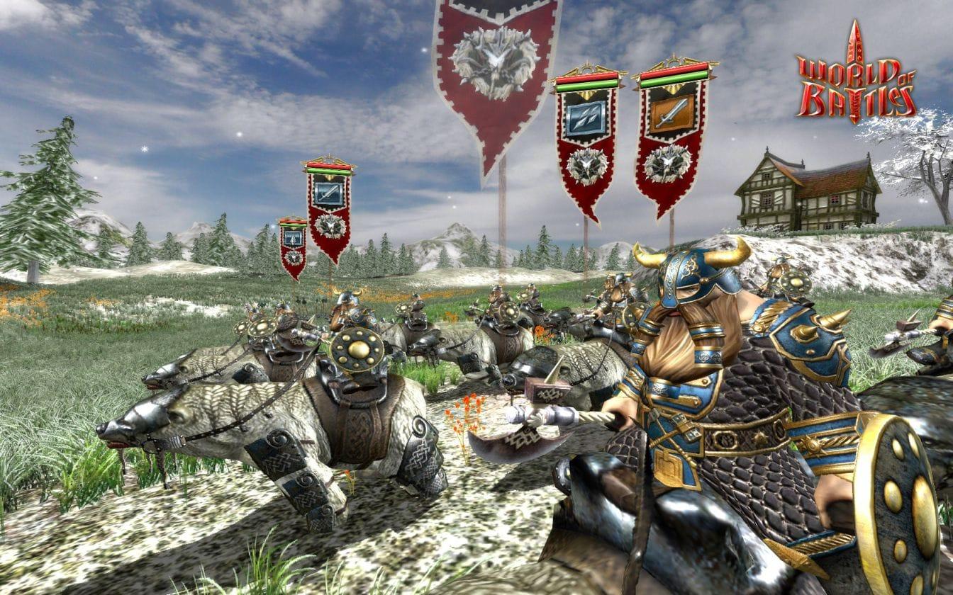 World of Battles / Мир битв - скачать бесплатно торрент