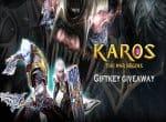 Еще одна эффектная заставка Karos