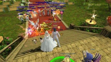 Свадьба в Blood and Soul — это по-настоящему игровой праздник