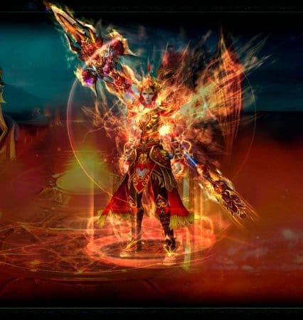 Воин является мастером ближнего боя, но чтобы подойти на расстояние атаки ему нужно время