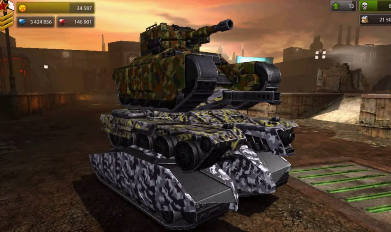 Играть в world of tanks blitz assistant