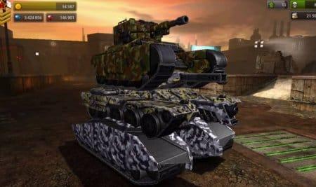 На тестовом сервере танки онлайн вам