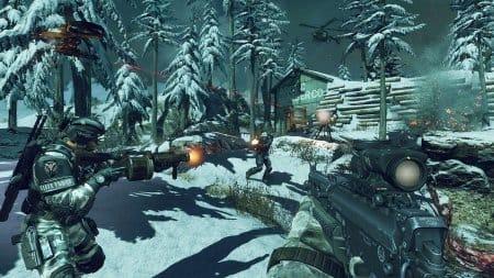 Call of Duty: Ghosts мультиплеер