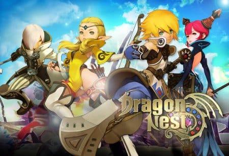 Dragon Nestскачать торрент скачать бесплатно