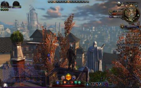 Просторы легендарного города