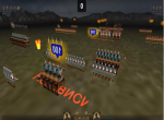Режим симуляции битвы