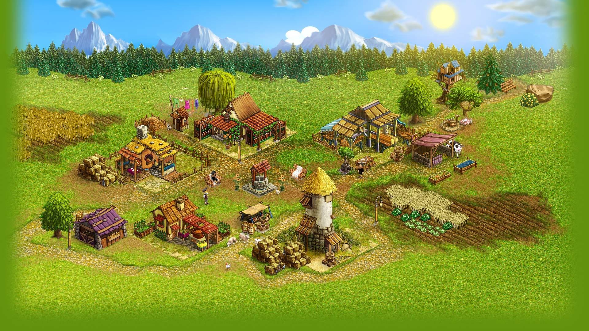 игры как на ферме