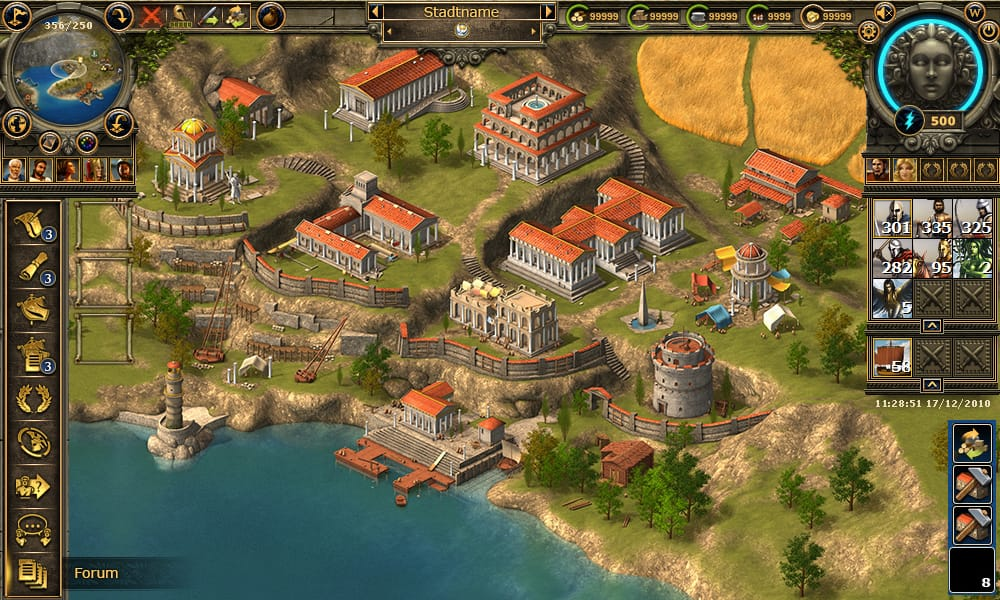браузерная игра онлайн про древних людей использовать семена