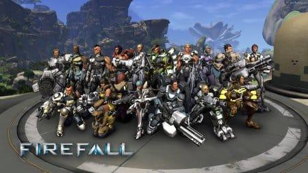 Классы в Firefall