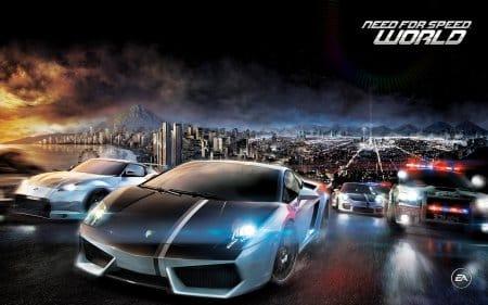 Need for Speed World – безграничный драйв и адреналин