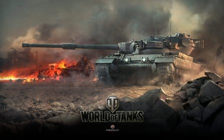 Скачать World of Tanks