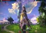 Красивая графика игры TERA online