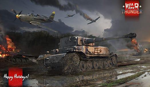 скачать war thunder бесплатно на компьютер