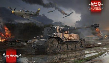 Скачать War Thunder, установить и начать играть бесплатно на ПК