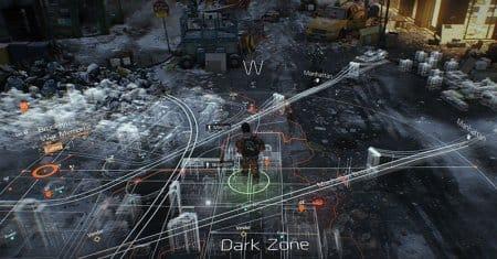 Темная зона